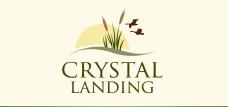 Crystal Landing Logo